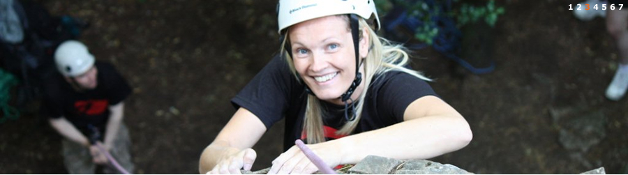 Climbing, Abseiling & Caving - Click to read more...