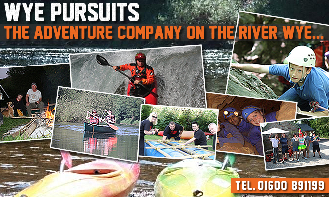 Wye Pursuits - The Outdoor Adventure Company On The River Wye